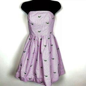 Lilly Pulitzer Lottie dress sz 00 grasshopper